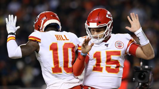 Tyreek Hill reveals his first impression of Patrick Mahomes: 'I thought he was trash'