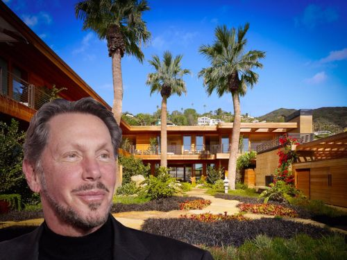 Oracle billionaire Larry Ellison has an incredible real estate portfolio - take a look at his properties in Silicon Valley, Japan, Hawaii, and more