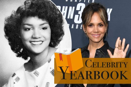 Halle Berry showed her smarts as high school newspaper editor