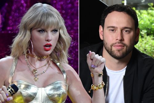 Taylor Swift declined Manchester, Parkland concerts because of Scooter Braun