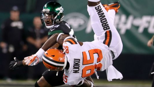 David Njoku injury update: Browns tight end broke wrist vs. Jets, report says
