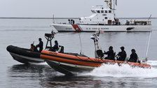 U.S. Coast Guard Still Feeling Government Shutdown Effects, Officials Say