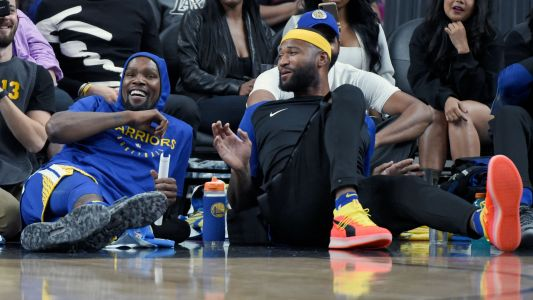 DeMarcus Cousins laughs off furious Cavs fan claiming he 'ruined' NBA