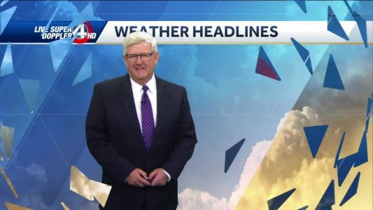 Videocast: Partly cloudy and mild
