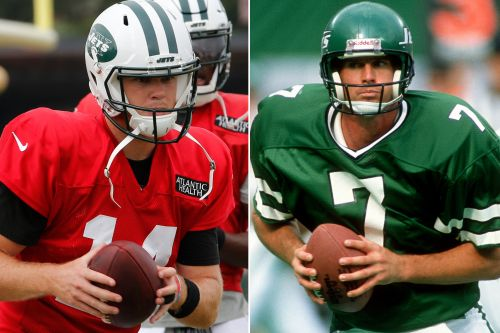 A former next-big Jets QB has high praise for the current one