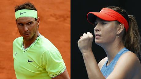 'He's the ultimate fighter': Maria Sharapova reveals Rafael Nadal inspiration for injury comeback