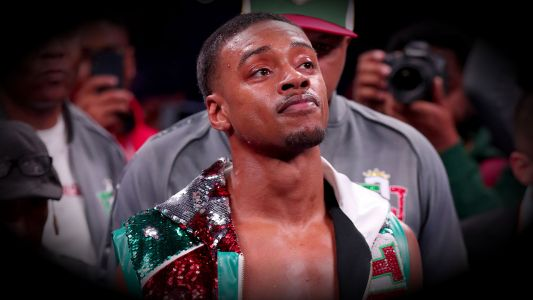 Errol Spence takes a shot at Keith Thurman on Twitter over Manny Pacquiao fight