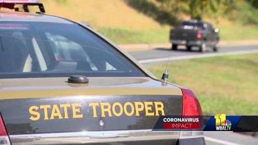 Troopers make no arrests on first night of coronavirus prevention efforts
