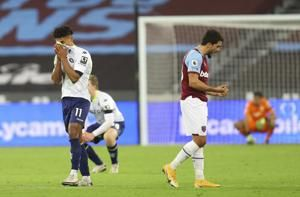 Late VAR agony for Watkins as West Ham beats Aston Villa 2-1