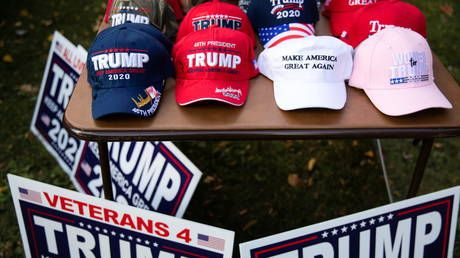Wisconsin Republican Party say hackers robbed $2.3 million from Trump re-election account