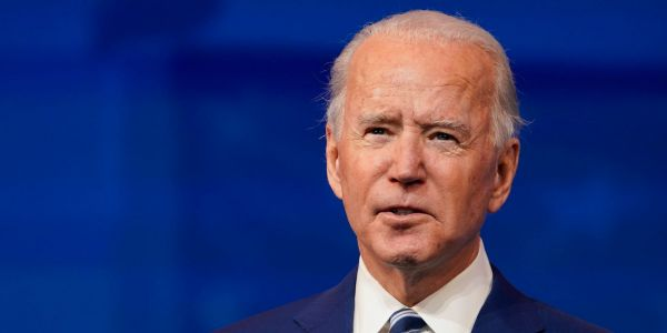Biden's $1.9 trillion stimulus plan is set to collide with Republicans - and it could force Democrats to scrap measures like a $15 minimum wage