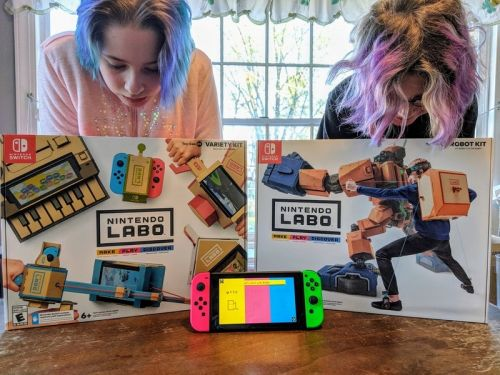 The best Nintendo Labo kit for beginners