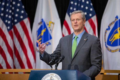 Baker defends allowing most communities to further reopen