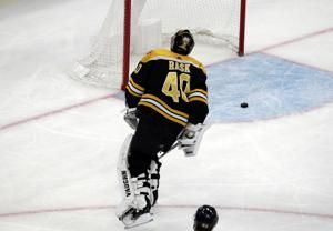 Bruins' Rask granted leave of absence for personal matter