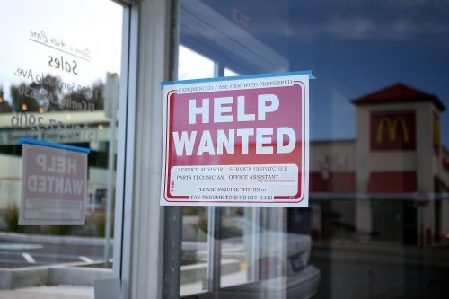 US job openings reached record high in December