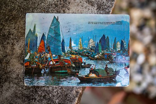 Illinois woman receives mysterious postcard from Hong Kong mailed 26 years ago