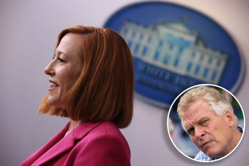 Psaki declines to comment on Va. gov race after Hatch Act accusation