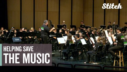 Community comes together to 'Save the Music in Paradise'
