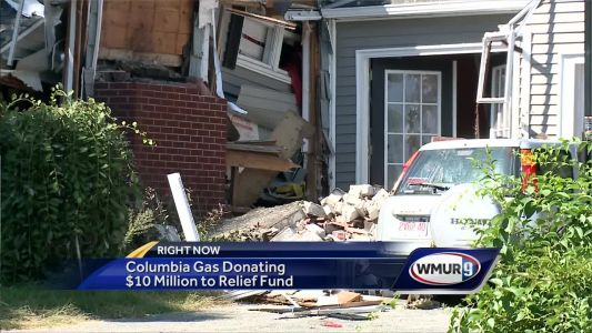 Columbia Gas donating $10 million to relief fund