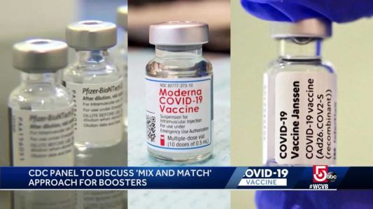 CDC panel to discuss COVID-19 vaccine boosters today