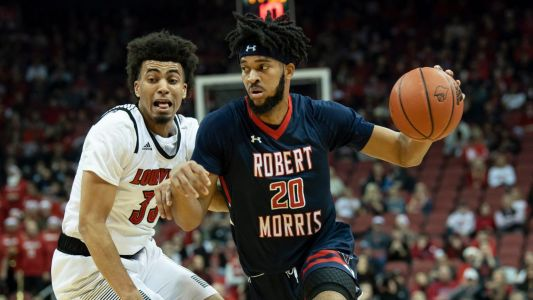 Robert Morris beats CCSU to stay atop Northeast Conference