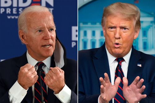 Trump says Biden tried to take credit for Israel-UAE peace deal