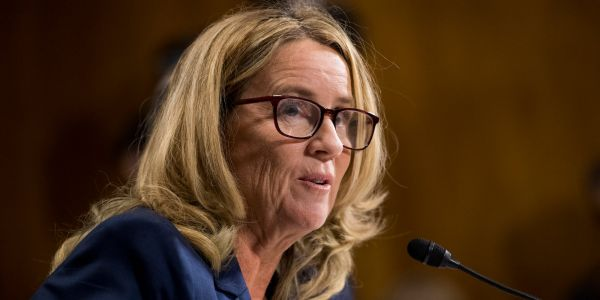 Christine Blasey Ford said she believes it was her 'duty' to come forward with sexual assault allegation against Brett Kavanaugh