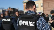 64% Of Federal Arrests Were Of Noncitizens Amid Immigration Crackdown