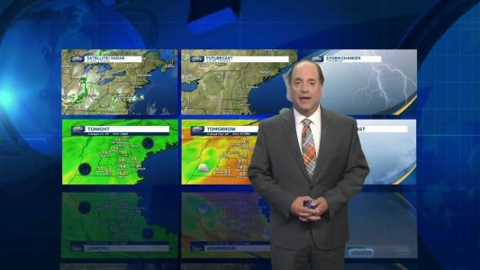 Watch: Wednesday storms could bring, hail, damaging winds, lightning
