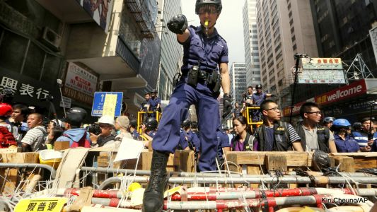 American Gov't, NGOs Fuel and Fund Hong Kong Anti-Extradition Protests