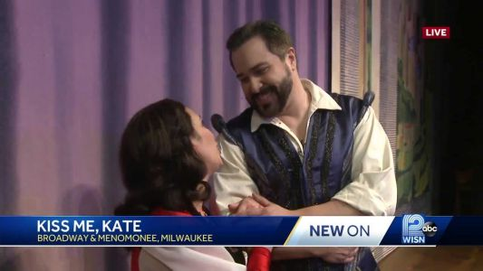 Behind-the-scenes at Skylight Music Theatre's 'Kiss Me Kate'
