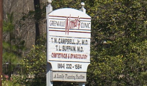 Greenville Women's Clinic accused of disposing of fetuses illegally