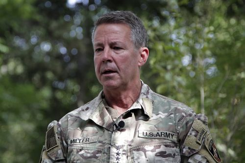 As top general departs Afghanistan, a new phase of the conflict begins