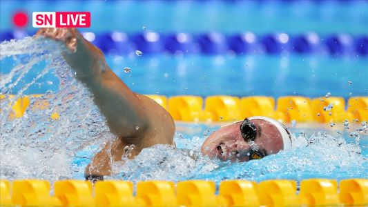 Olympics swimming results: United States takes medal count lead, Australia sets world relay record