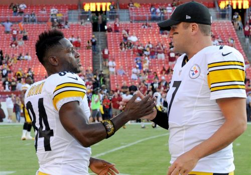 'Two face' - Antonio Brown appears to reject Ben Roethlisberger's apology
