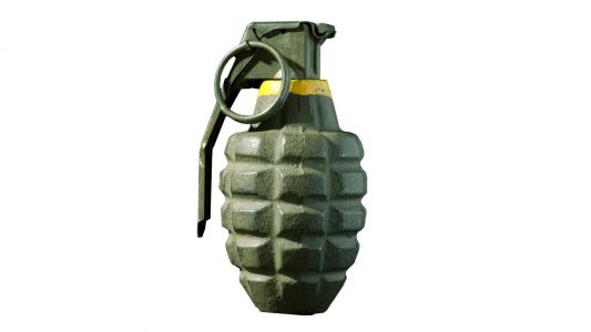 The ATF is searching for person who bought a potentially live grenade at North Carolina antique mall