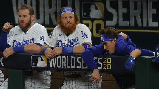 Dodgers' Justin Turner removed from World Series Game 6 after learning of positive coronavirus test