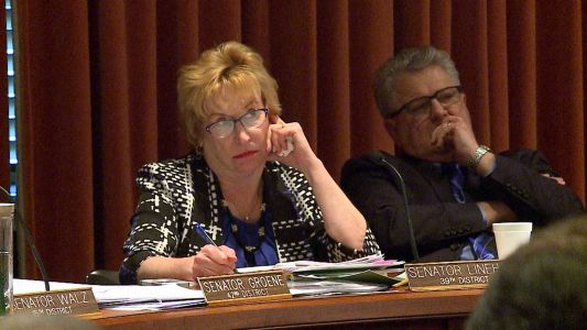 Revenue committee meets, takes no action on property tax relief plan