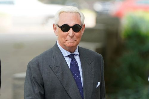 Roger Stone banned from Facebook, Instagram after controversial post