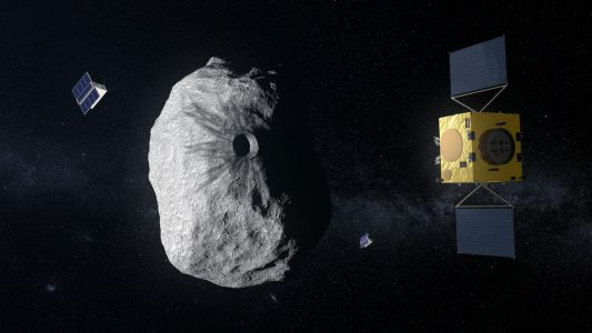 Europe Officially Signs on for Asteroid-Smashing Effort