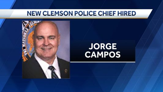 New police chief hired in City of Clemson