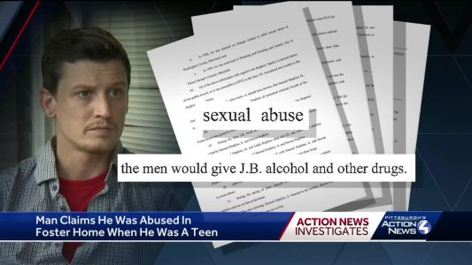 Foster care abuse victim speaks out
