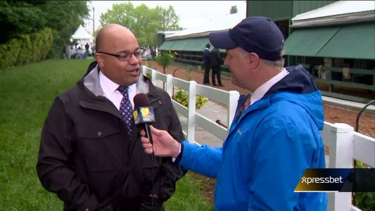 Mike Tirico: There's a lot of charm to the Preakness
