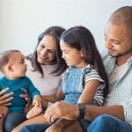 Kids Flourish When Parents Are Happy, Supported