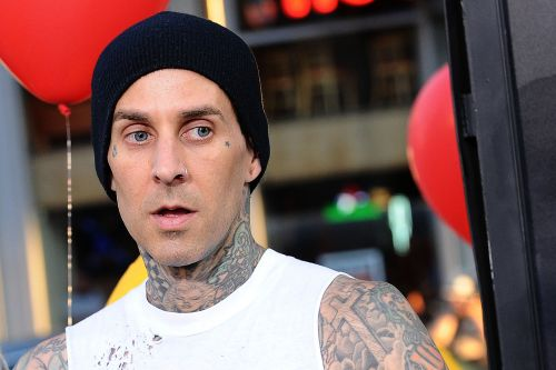 Travis Barker gives health update after colliding with school bus