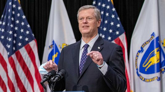 Gov. Baker expected to give new details on COVID-19 vaccination plan