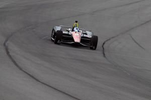 IndyCar driver Wickens has rods, screws placed into spine