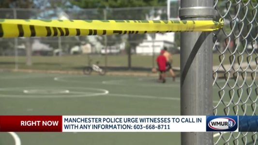 Manchester police investigating back-to-back shootings