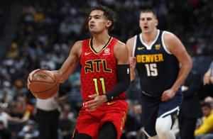 Young scores season-high 42 as Hawks beat Nuggets 125-121