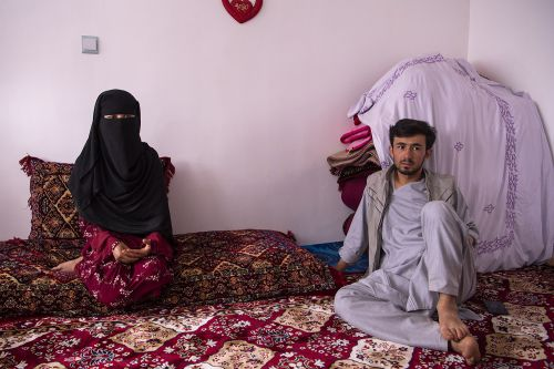 As Taliban Expand Control, Concerns About Forced Marriage and Sex Slavery Rise